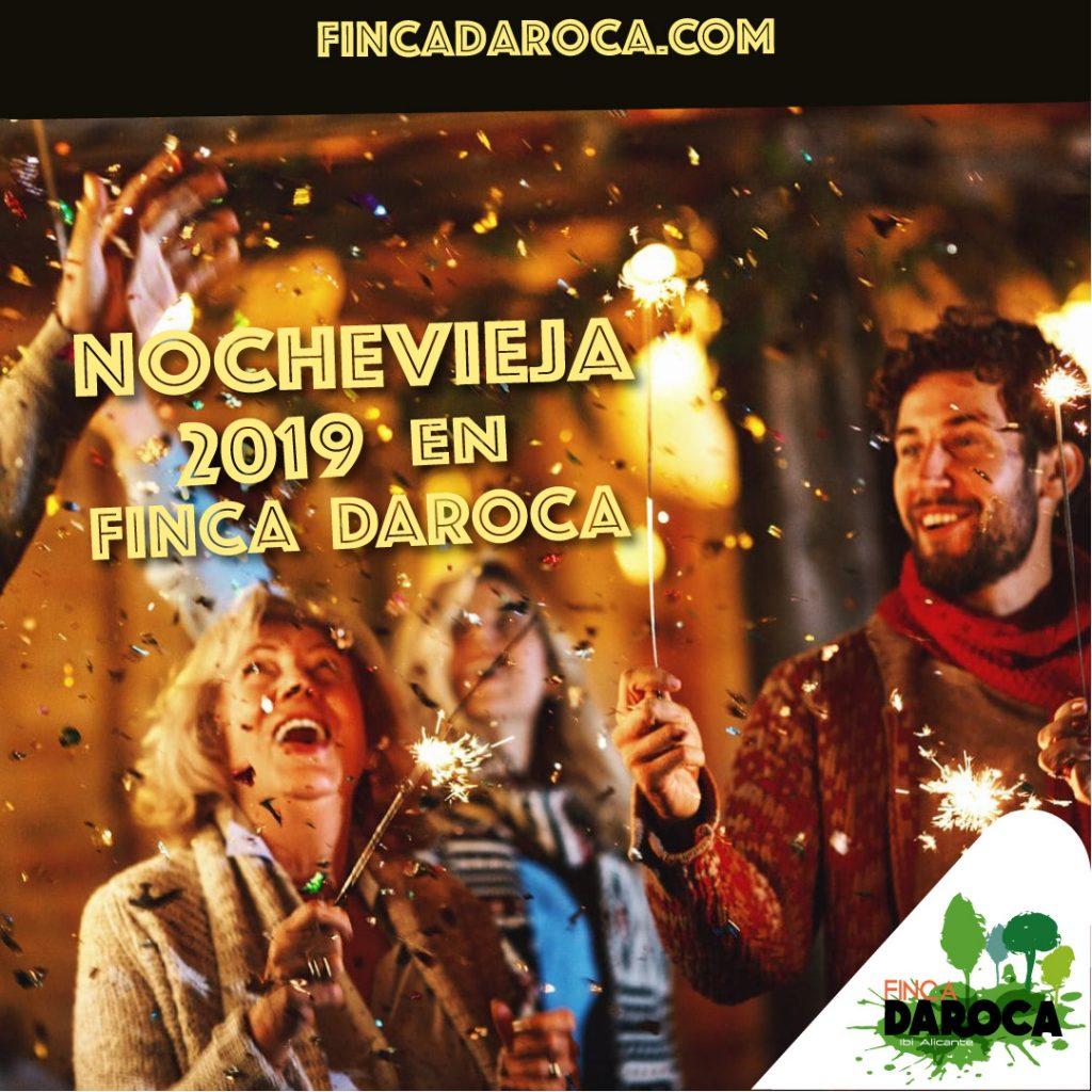 Nochevieja en Finca Daroca